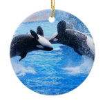 Whale Photo Ornament
